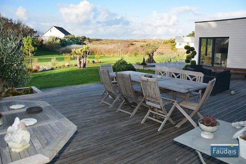 Verkoop van prestige  huis Anneville sur mer 640000€ - Foto 4