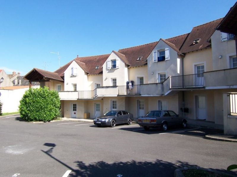 Rental apartment Saint vrain 442€ CC - Picture 1