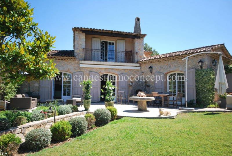 Deluxe sale house / villa Grasse 1590000€ - Picture 5