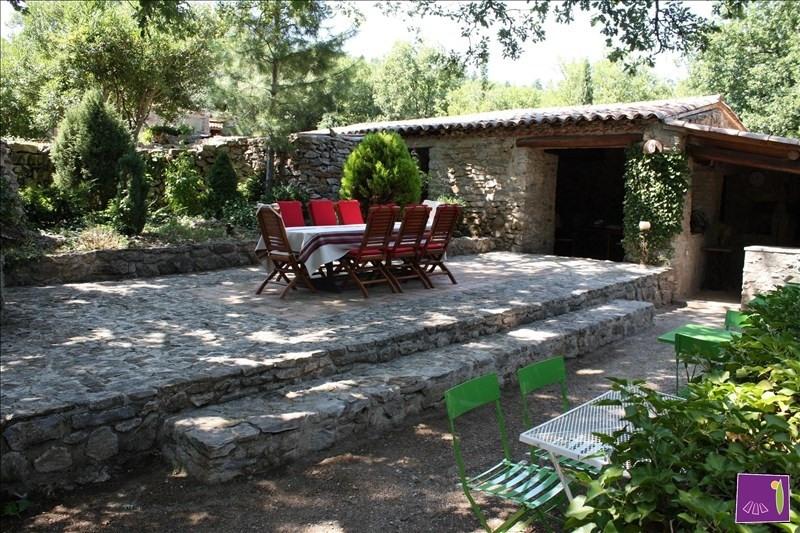 Immobile residenziali di prestigio casa Barjac 690000€ - Fotografia 10