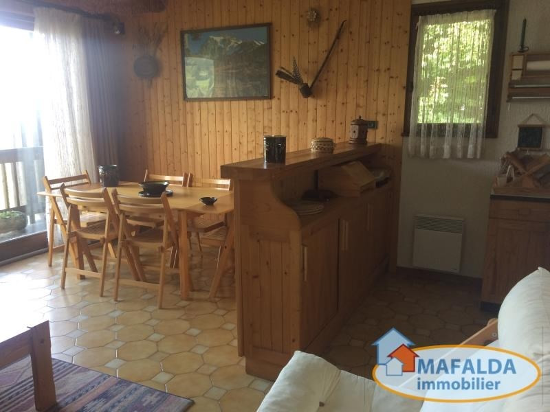 Vente appartement Mont saxonnex 79 500€ - Photo 1