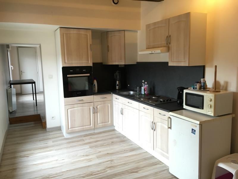 Rental apartment Aze 410€ CC - Picture 1