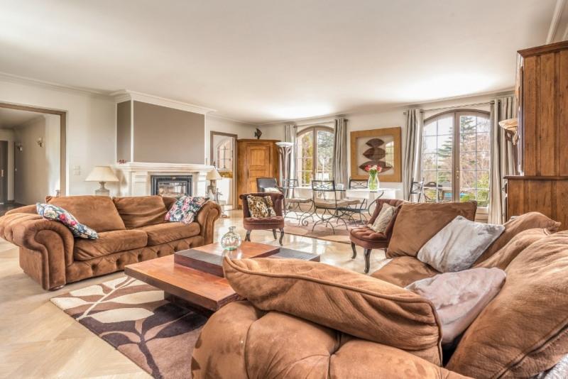 Vente de prestige maison / villa Saint didier au mont d'or 999000€ - Photo 1