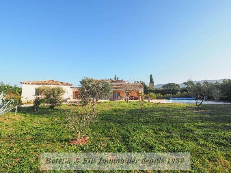 Deluxe sale house / villa Bagnols sur ceze 505000€ - Picture 2