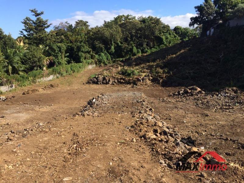 Terrain constructible ravine des cabris - 481 m²