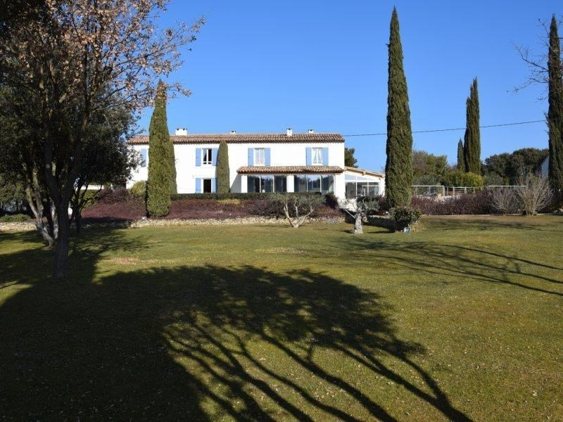 Deluxe sale house / villa Eguilles 2290000€ - Picture 2