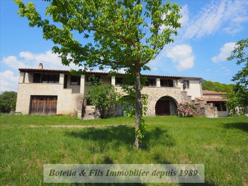 Venta  casa Barjac 266000€ - Fotografía 10
