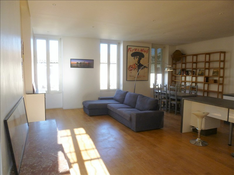 Sale apartment Nimes 233 000€ - Picture 3