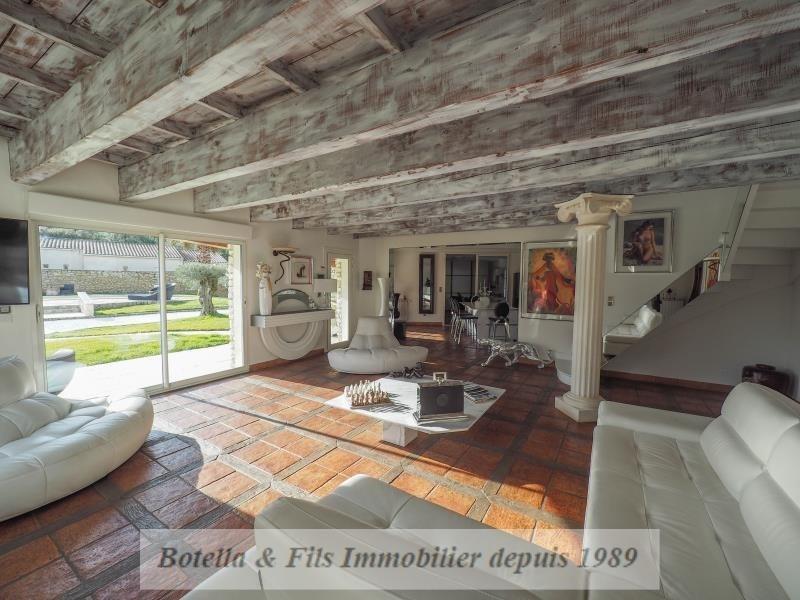 Venta de prestigio  casa Pujaut 735000€ - Fotografía 1