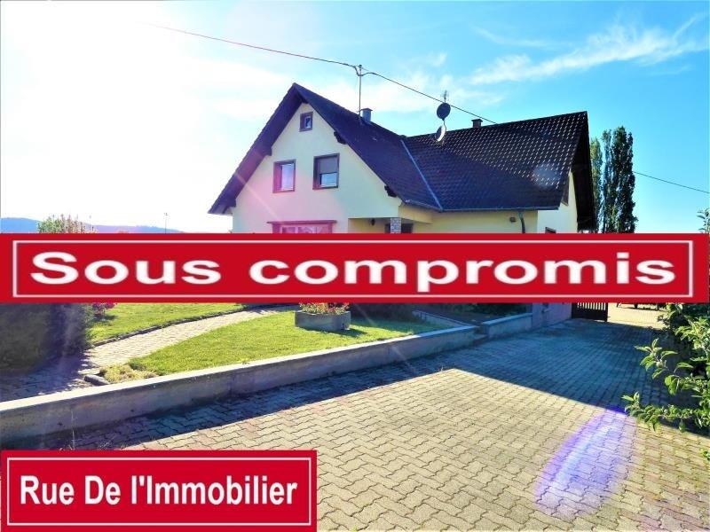 Vente maison / villa Schwenheim 318000€ - Photo 1