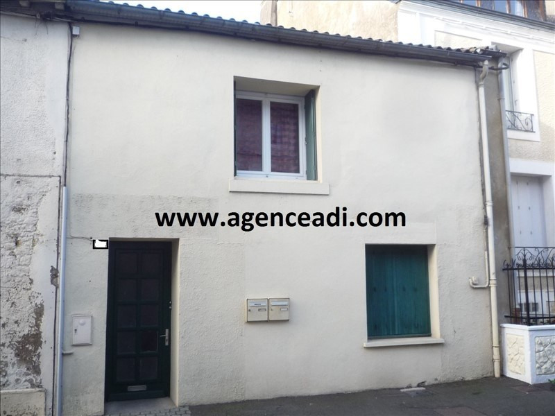 Vente immeuble St maixent l ecole 136 500€ - Photo 1