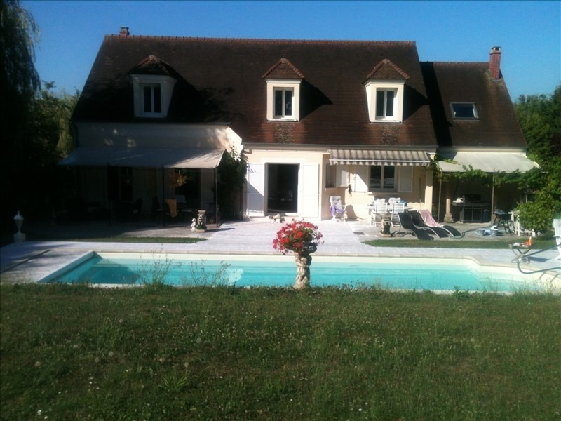 Deluxe sale house / villa Chambourcy 1290000€ - Picture 1