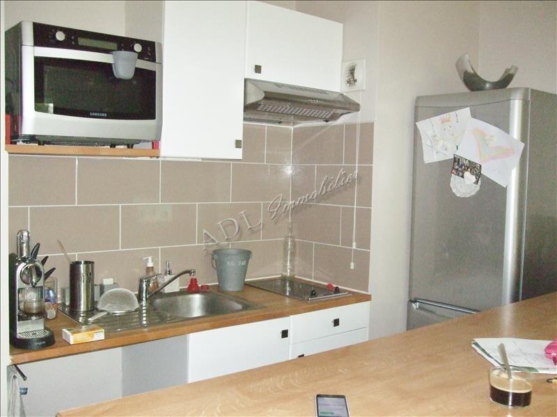 Sale apartment Gouvieux 132000€ - Picture 2