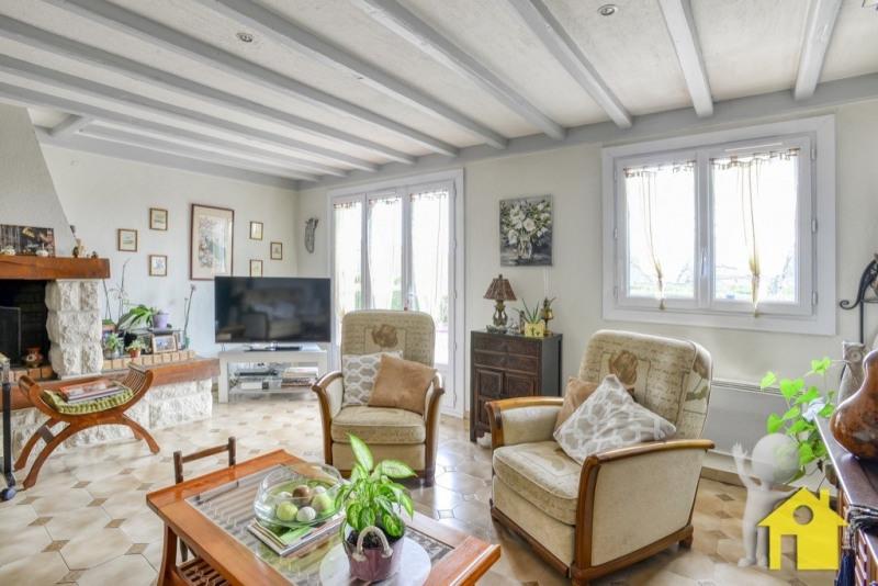 Vente maison / villa Mours 254400€ - Photo 3