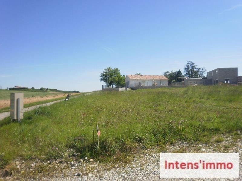 Vente terrain St bardoux 132 000€ - Photo 1