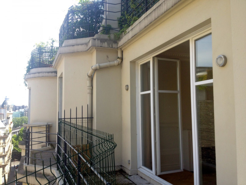 Rental apartment Paris 16ème 3380€ CC - Picture 4
