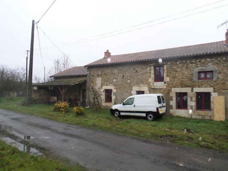 Vente maison / villa Archigny 139000€ - Photo 10