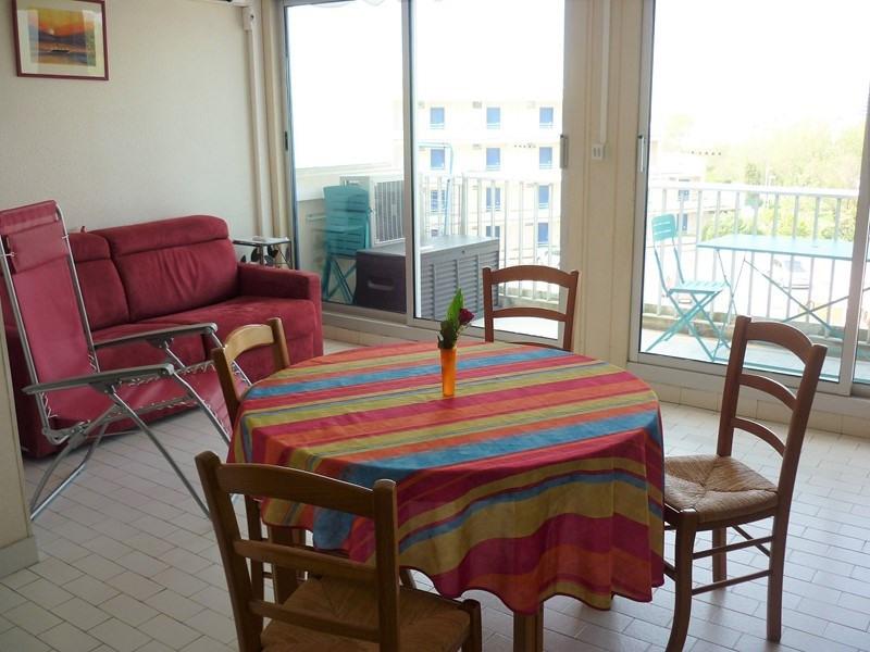 Vermietung von ferienwohnung wohnung La grande motte 455€ - Fotografie 2