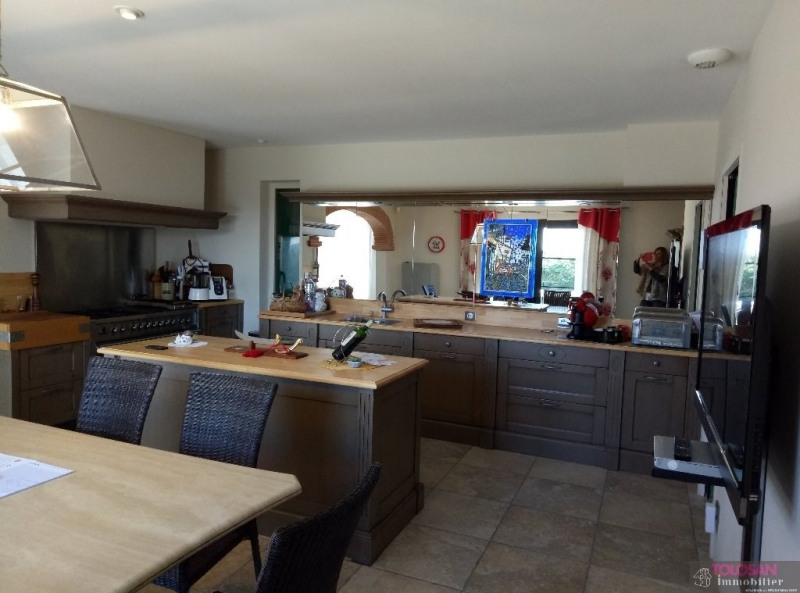 Deluxe sale house / villa Baziege 850000€ - Picture 5