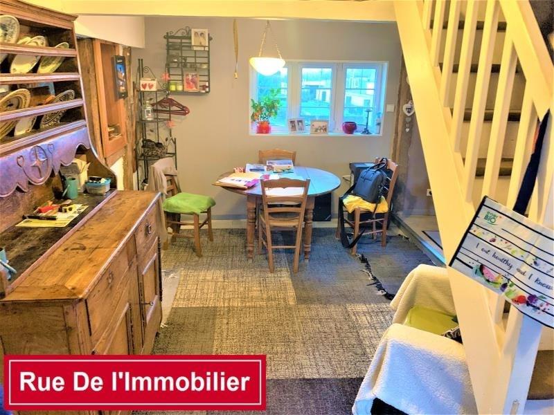 Vente maison / villa Bremmelbach 136960€ - Photo 3