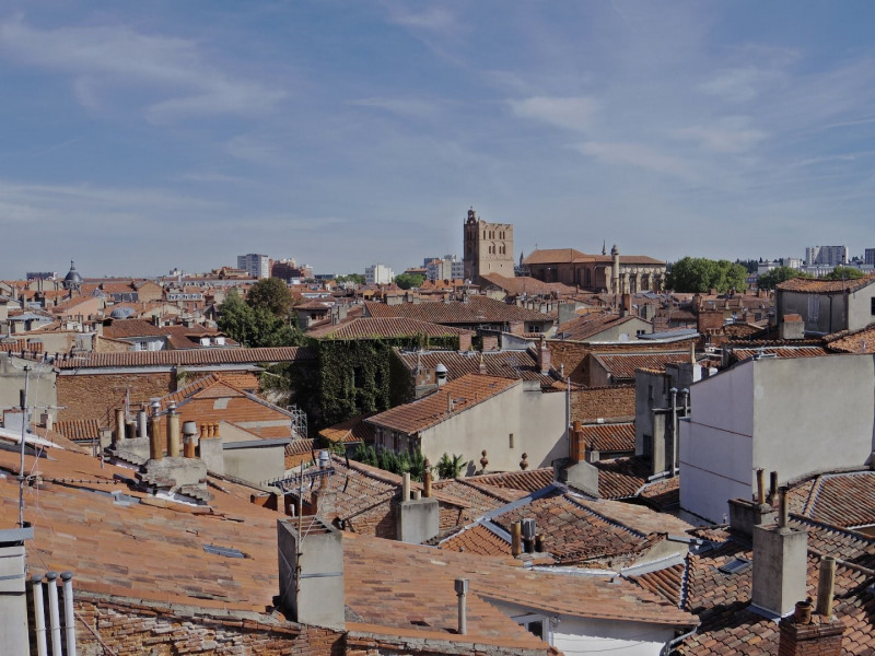 Rental apartment Toulouse 735€ CC - Picture 1