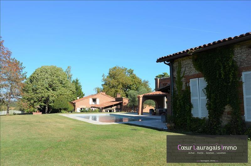 Vente de prestige maison / villa Dremil lafage 795000€ - Photo 3