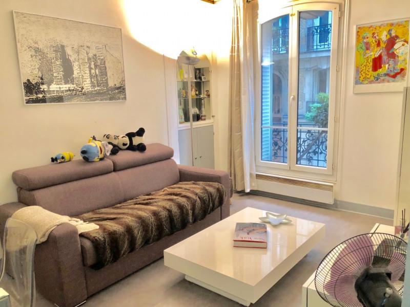 Sale apartment Paris 18ème 450000€ - Picture 2