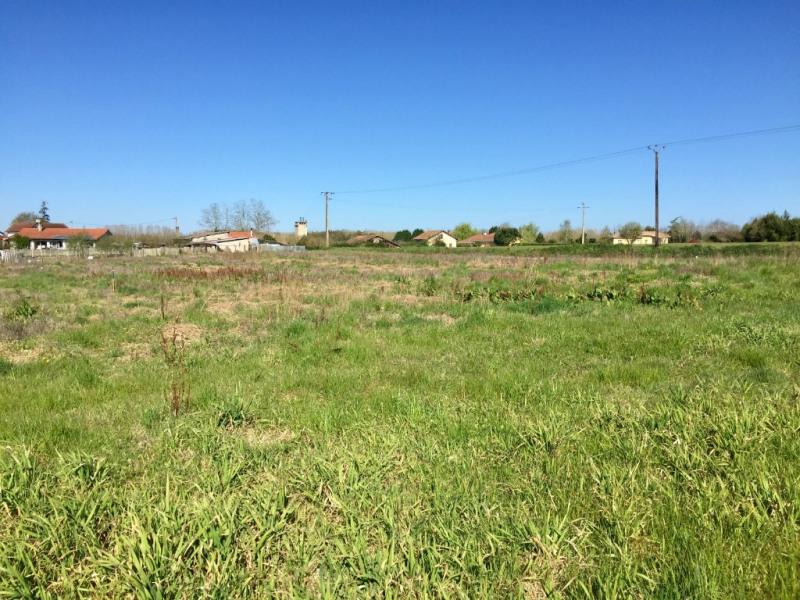 Vente terrain Pontonx sur l adour 38500€ - Photo 1