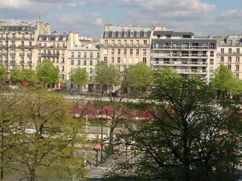 Vente appartement Paris 4ème 409000€ - Photo 1