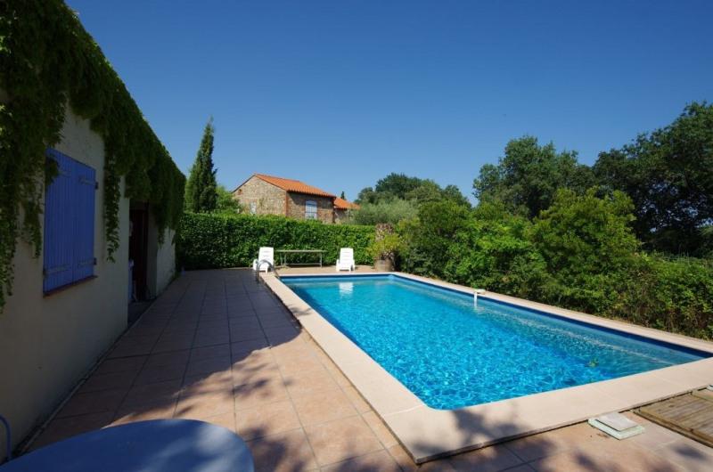 Vente de prestige maison / villa Brouilla 628000€ - Photo 8