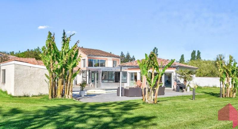 Vente de prestige maison / villa Montastruc-la-conseillere 689000€ - Photo 2