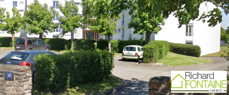 Vente appartement Rennes 99000€ - Photo 1