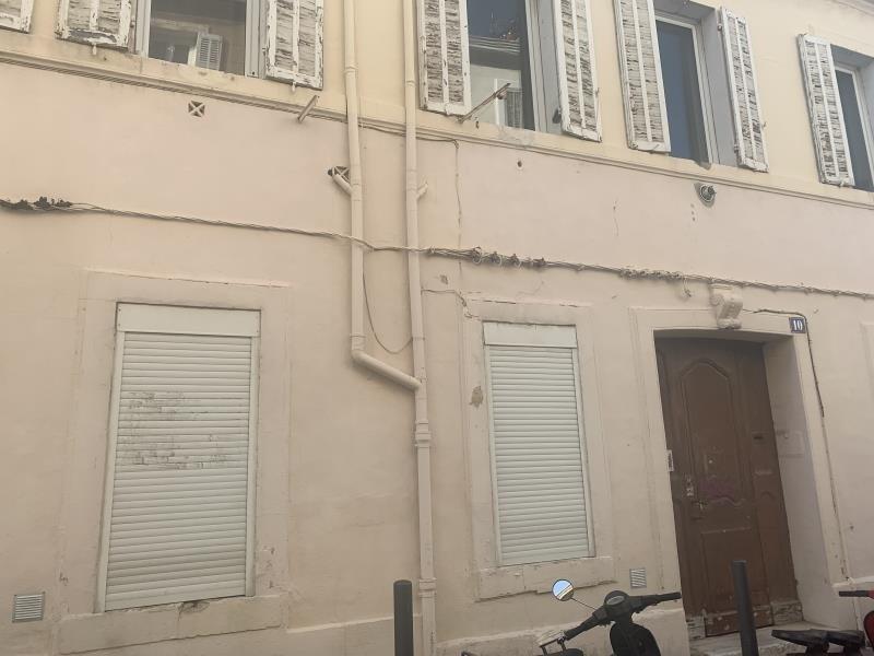 Alquiler  apartamento Marseille 6ème 400€ CC - Fotografía 5