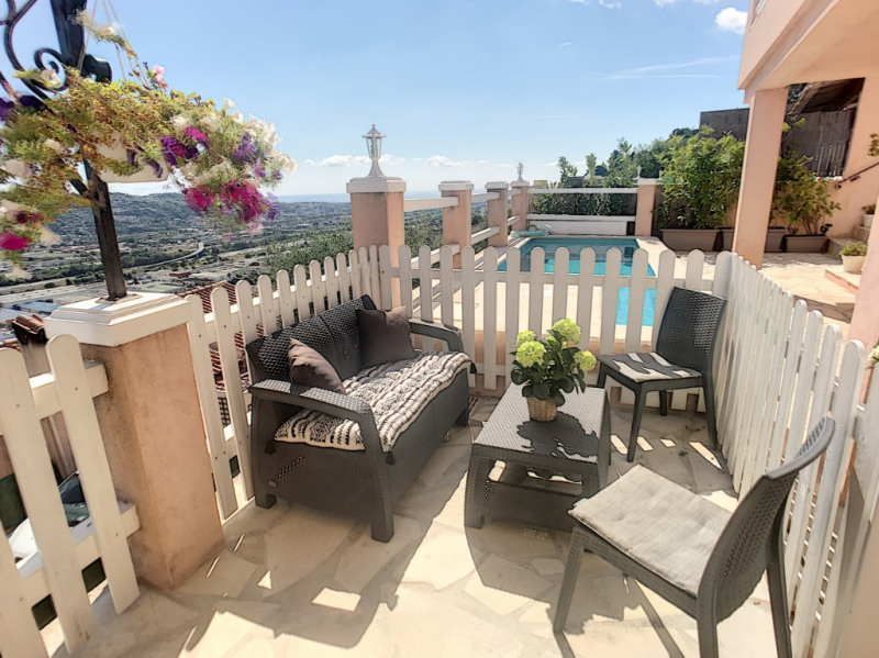 Vente maison / villa Saint laurent du var 549 000€ - Photo 5