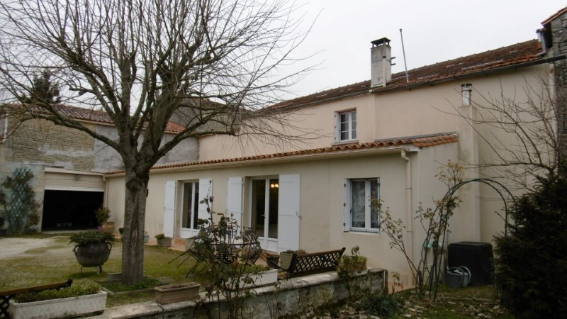 Vente maison / villa Cognac 160 500€ - Photo 1