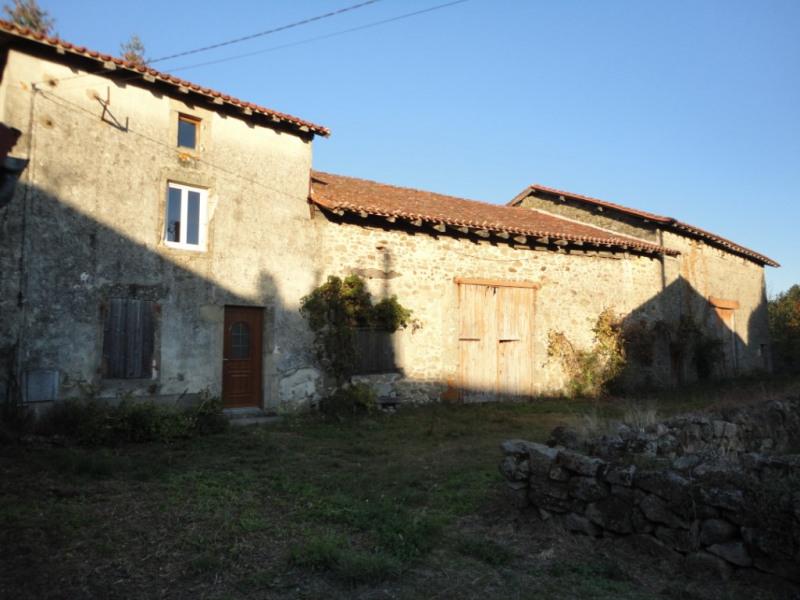 Sale house / villa Cognac la foret 75000€ - Picture 1