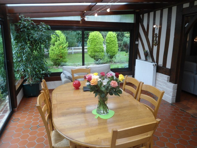 Deluxe sale house / villa Canapville 445 200€ - Picture 2