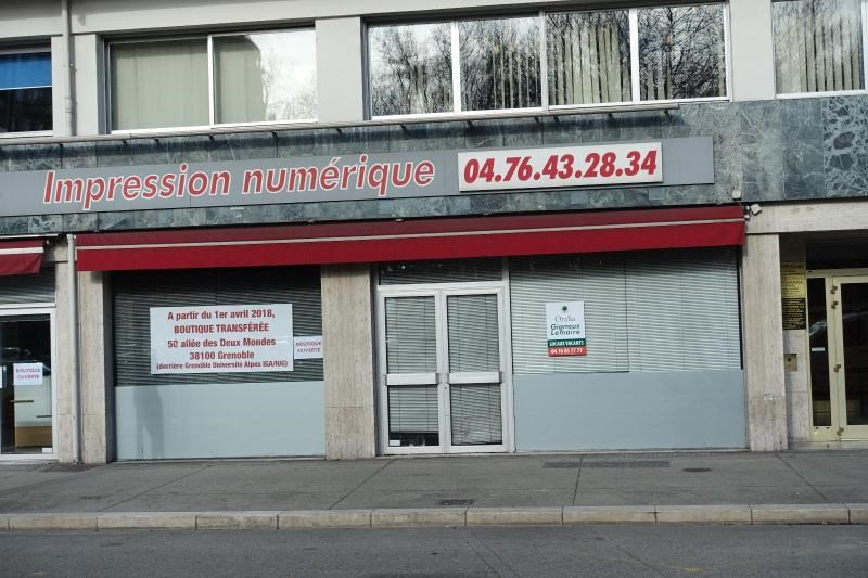Location boutique Grenoble 1 416€ CC - Photo 2