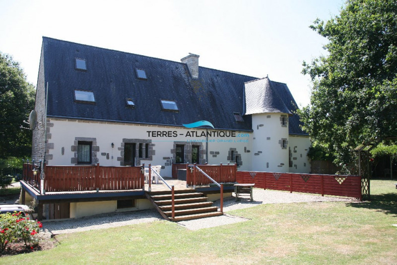 Deluxe sale house / villa Mellac 567000€ - Picture 2