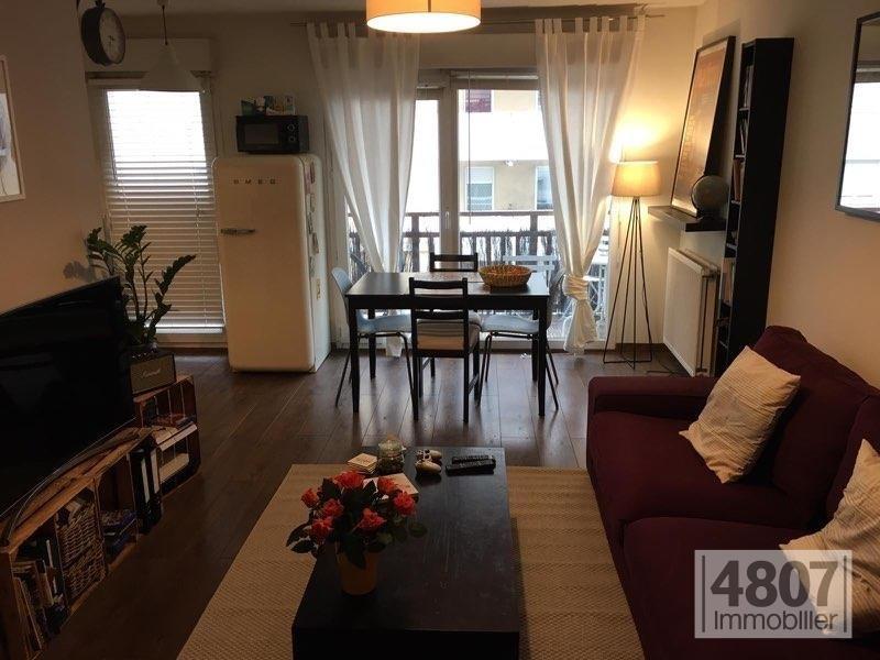 Vente appartement Saint julien en genevois 200000€ - Photo 2