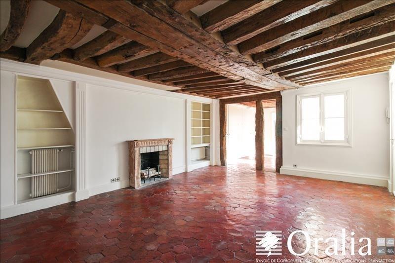 Vente appartement Paris 6ème 950000€ - Photo 1
