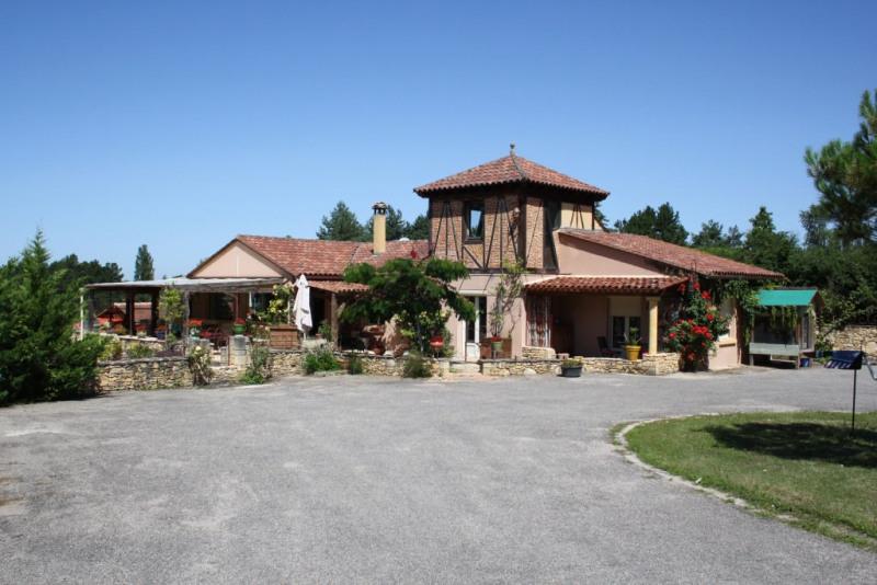 Sale house / villa Campagne 409500€ - Picture 15