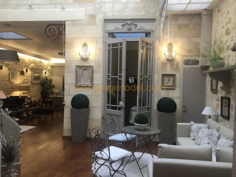 Vendita nell' vitalizio di vita appartamento Bordeaux 845000€ - Fotografia 10