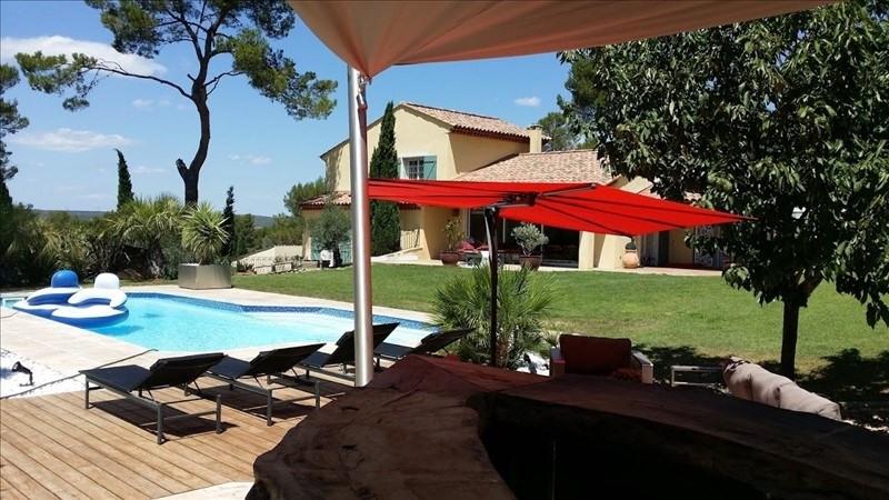 Venta de prestigio  casa Cabries 1249000€ - Fotografía 2
