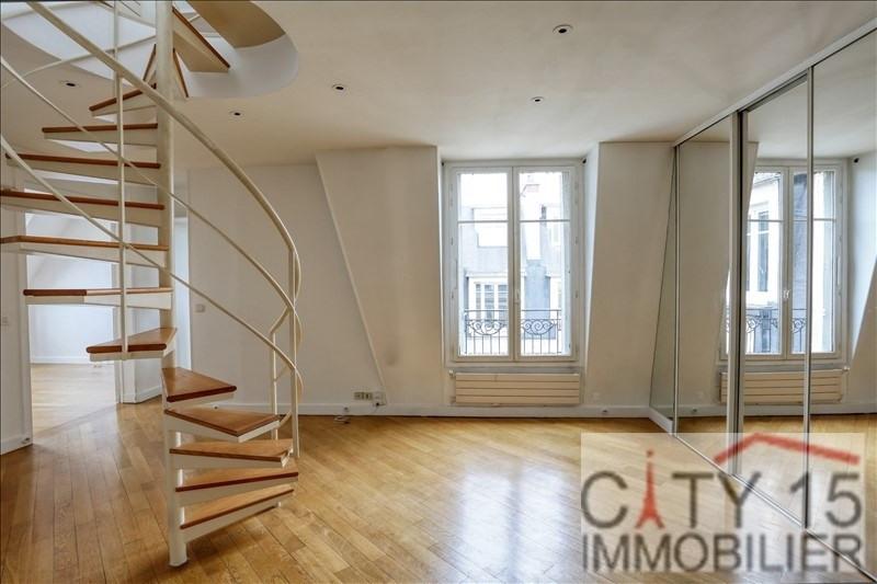 Revenda apartamento Paris 15ème 785000€ - Fotografia 2