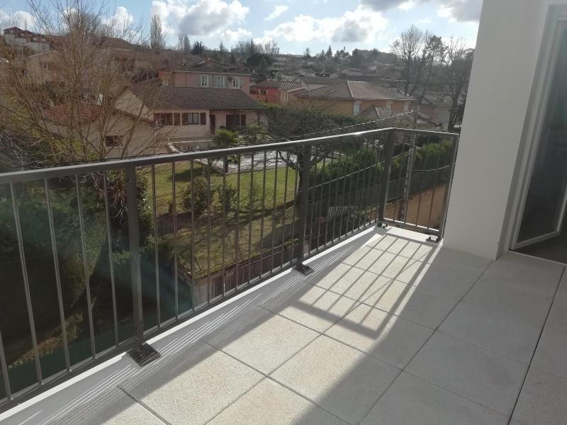 Rental apartment Jassans riottier 730€ CC - Picture 7