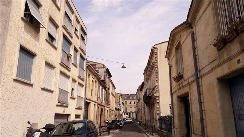 Vente appartement Bordeaux 110000€ - Photo 3
