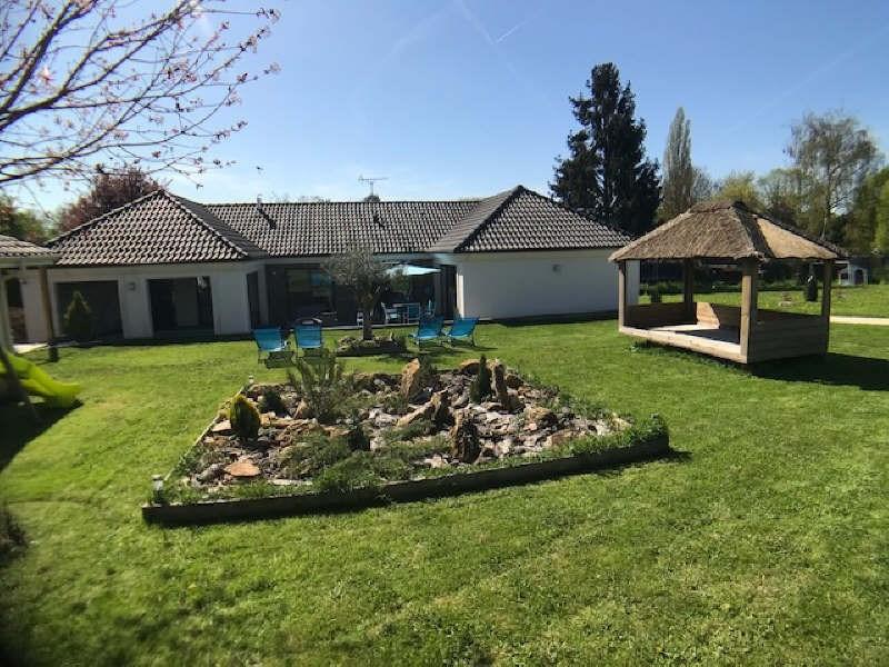 Deluxe sale house / villa Lesigny 980000€ - Picture 2