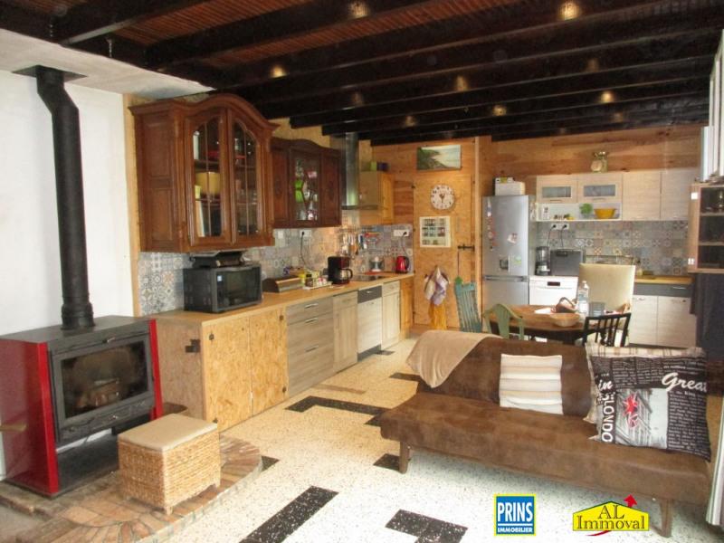 Vente maison / villa Saint omer 156500€ - Photo 4