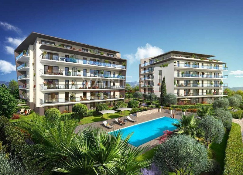 Vente de prestige appartement Antibes 299 000€ - Photo 1
